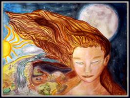 Eden Dream by DawnArtistry