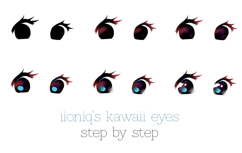Kawaii eye