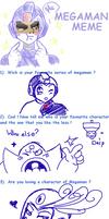 FFFF Megaman Meme by NerinokuKai
