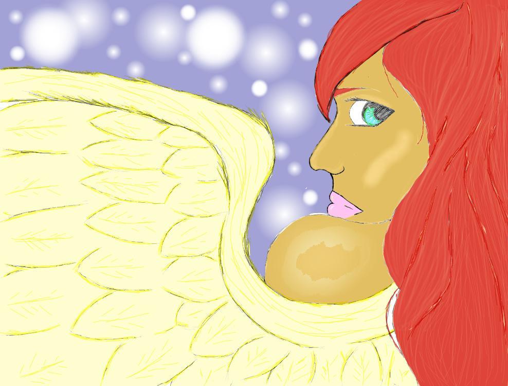 Angel reborn by 1027rockon