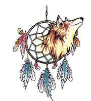 Wolf Dreams by bloodyvampire18