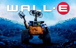 Wall-E Wallpaper by CommanderDude