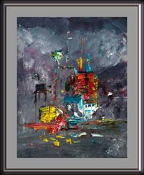 Dock by Julian-S-Wright