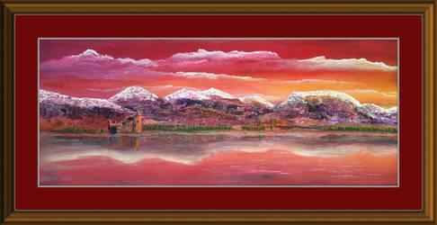 Loch Awe by Julian-S-Wright