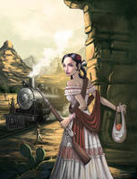Adelita by raulman