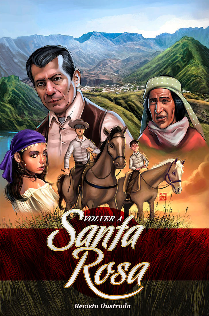 Volver a Santa Rosa 1 by raulman