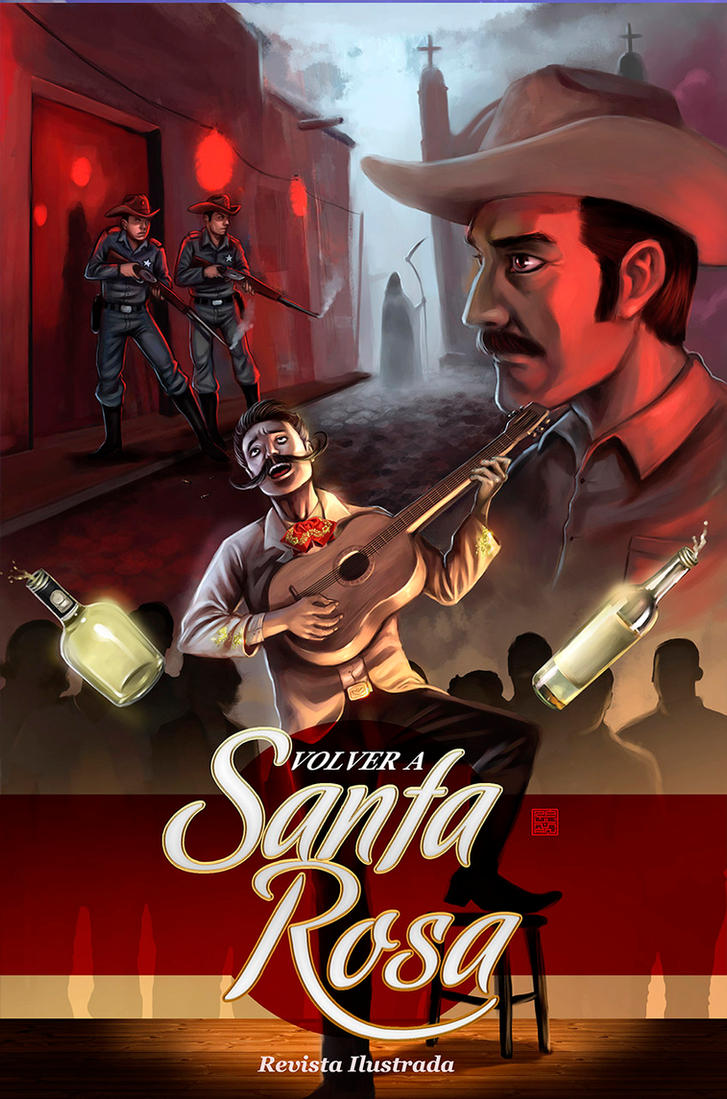 Volver a Santa Rosa 3 by raulman