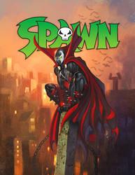 Spawn by raulman