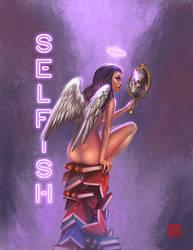 Selfish by raulman