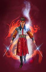 Hwarang Warrior by raulman