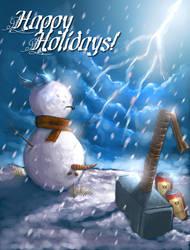 Happy Holidays by raulman