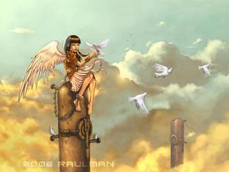 If I Could Fly by raulman