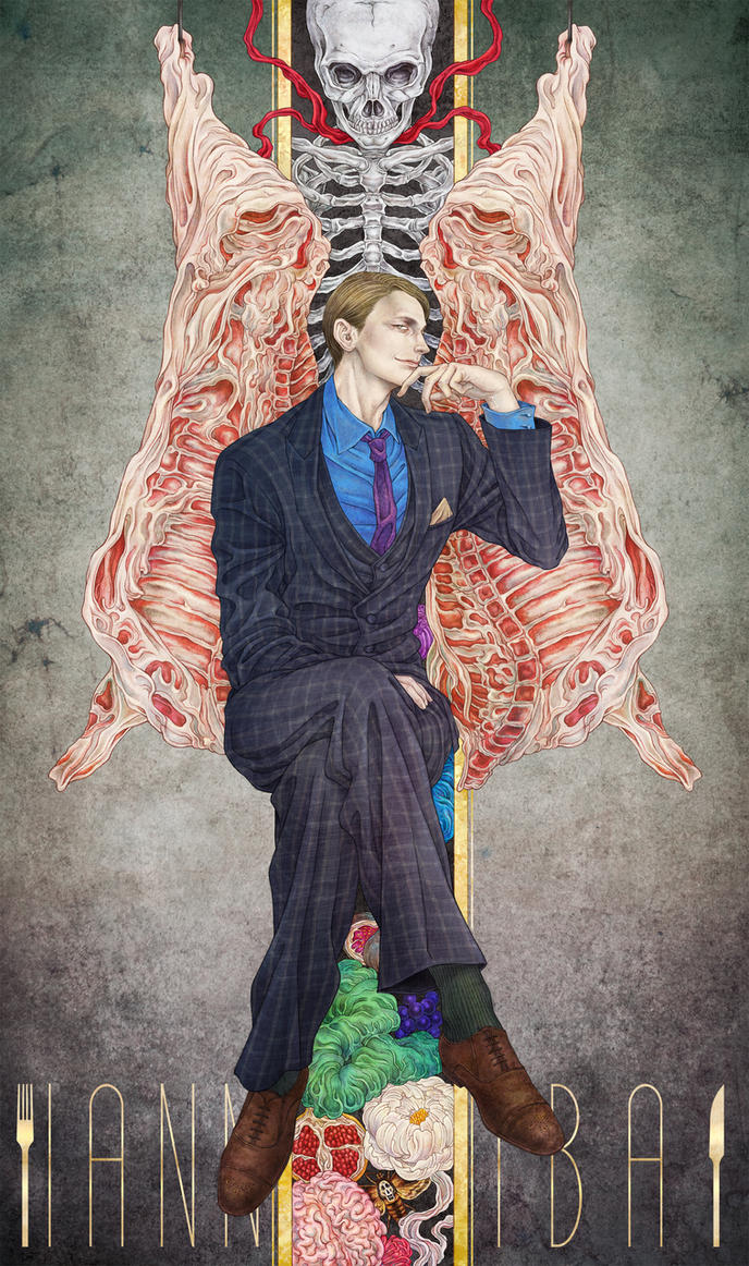 HANNIBAL by chillalee
