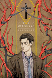 Rust Cohle by chillalee