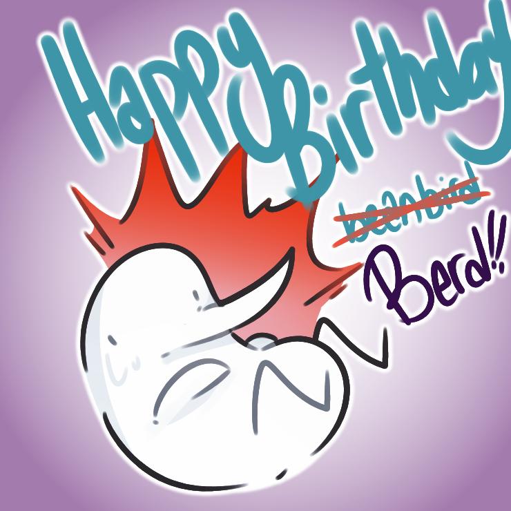 Berd: gift by Lionbarrel