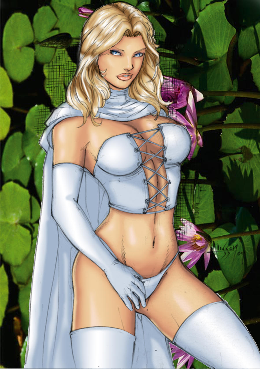 emma frost by Alison by tony058