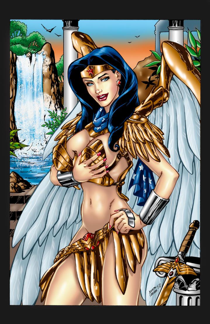Armor Diana by Joseph Caesar by tony058