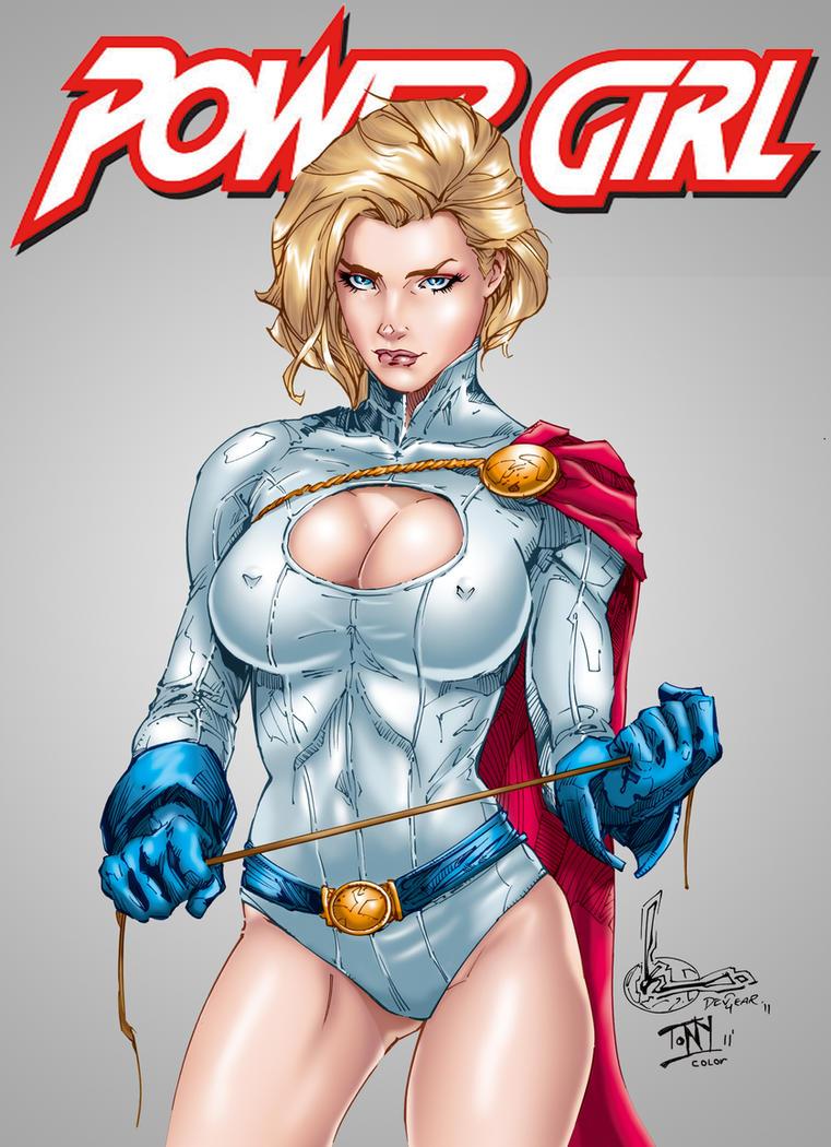 Powergirl2 by devgear by tony058
