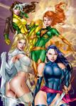 X-WOMEN by Ed Benes