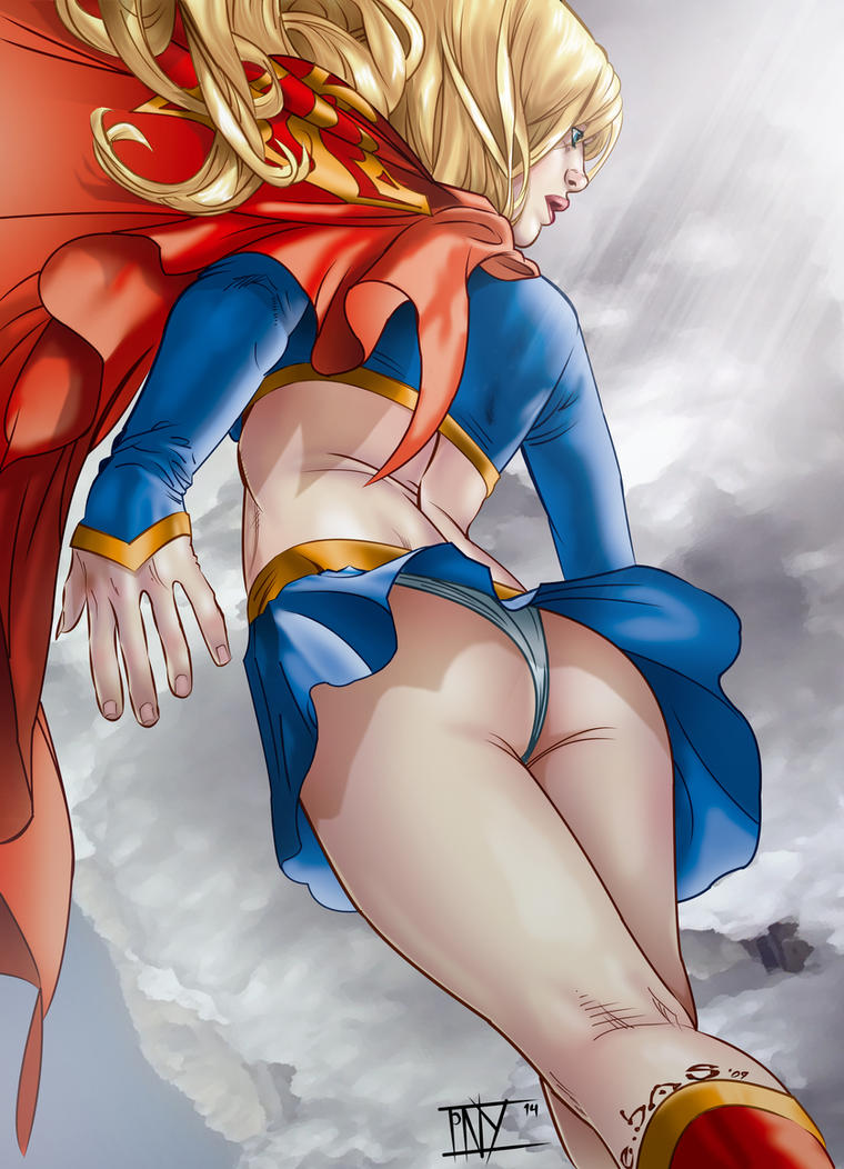 Supergirl by Ebas by tony058