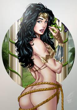 Wonder Woman by Carlos Silva