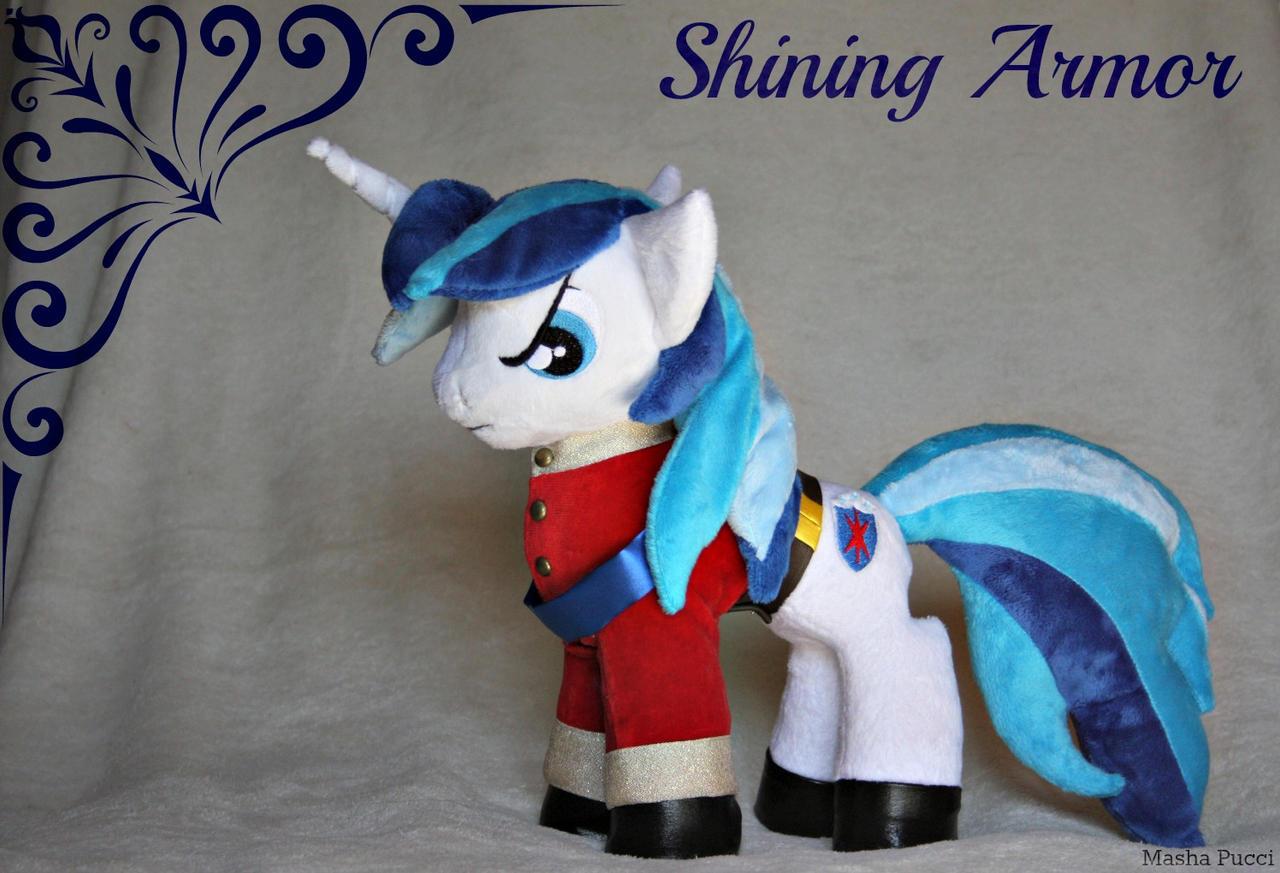 My Little Pony - Shining Armor *SPECIAL DRESS* by Masha05