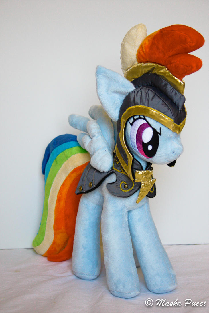 Rainbow Dash Weapon Armor - ON SALE by Masha05
