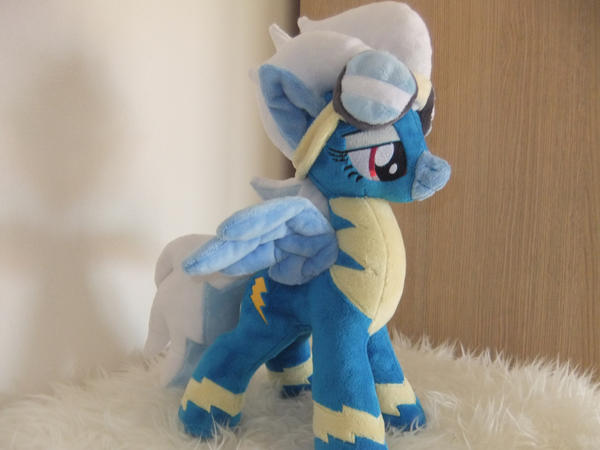 MLP-PLUSH FLEETFOOT woonderbolt on sale by Masha05