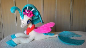 Princess Skystar-mlp plush-pony plush. For sale! by Masha05