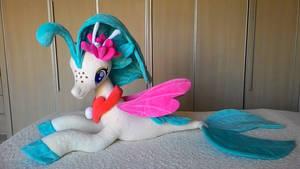 Princess Skystar-mlp plush-pony plush. For sale!