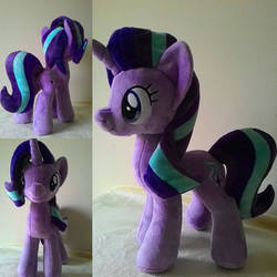 MLP plush - Starlight Glimmer by Masha05