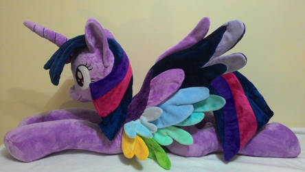 MLP Twilight-Twilight leaks-100 cm by Masha05