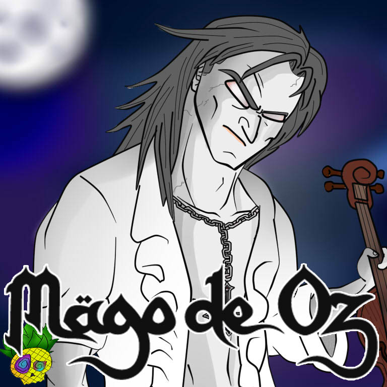 Mago De Oz Diabulus In Opera By Billypina21 On Deviantart