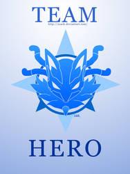 Team HERO Pokemon Go by Zxack