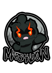 Marshadow#802 by Zxack