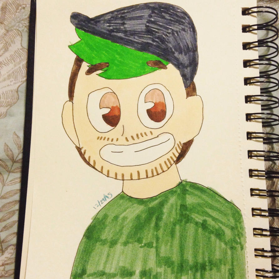 Jacksepticeye  by 27carrots