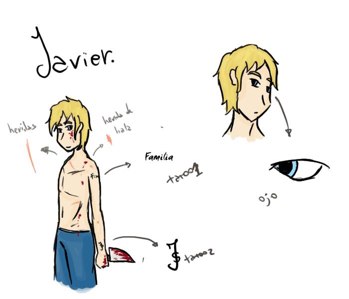 javier asesino murderer by dragonazul15 on deviantart