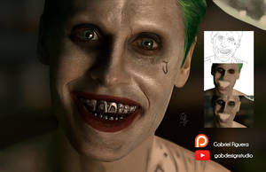 Joker 2 Jared leto by gabfig