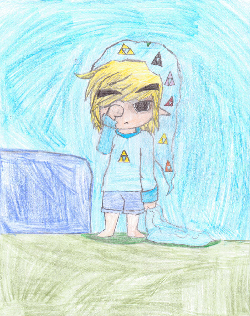 Zelda..link by Frankandchelsea