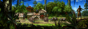 EOW: Nomatic Caravan by RavenseyeTravisLacey