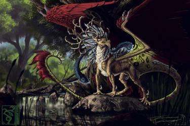 The Nobel Beast by RavenseyeTravisLacey