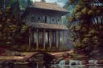 The Stilted monestary
