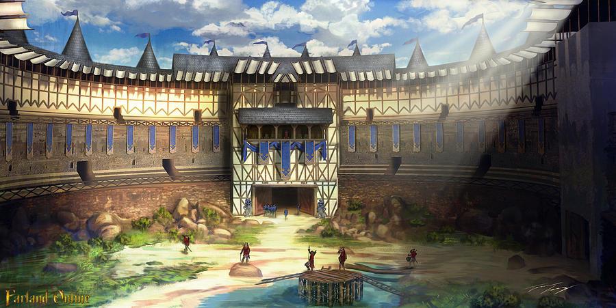 Arena by RavenseyeTravisLacey