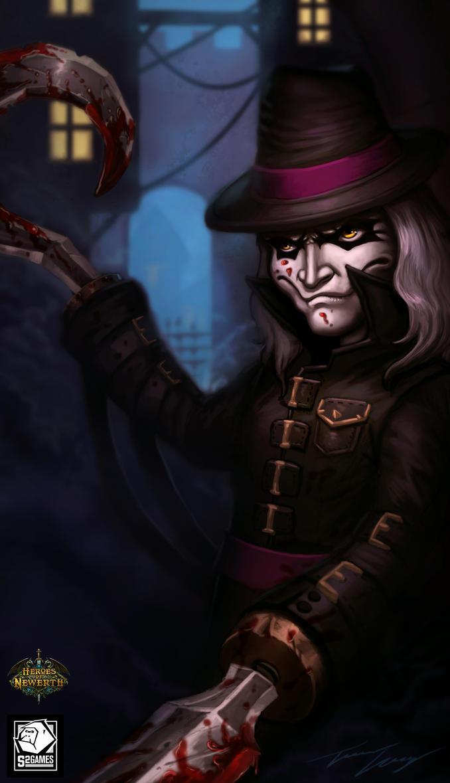 Hook Madman by RavenseyeTravisLacey