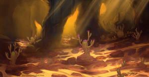 Desert Caverns