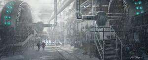 Industrial Battaries