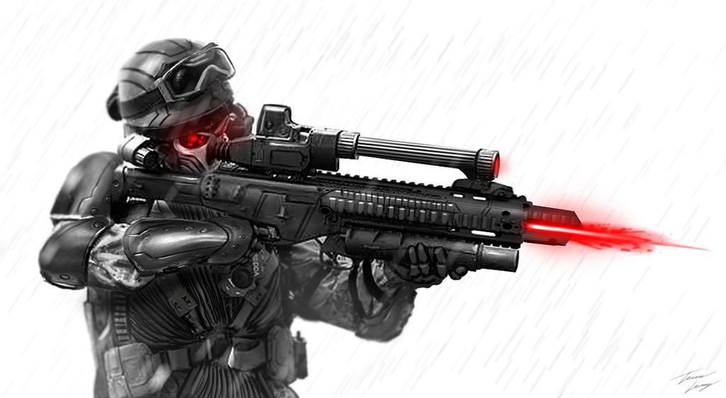 Mercenary by RavenseyeTravisLacey