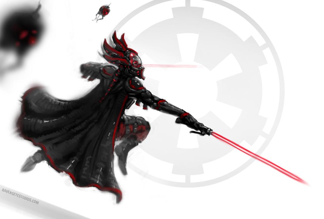 Vader redesign sketch thumb by RavenseyeTravisLacey