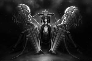 The Widow by RavenseyeTravisLacey