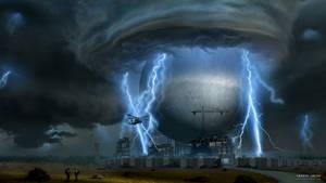Weather machine facility
